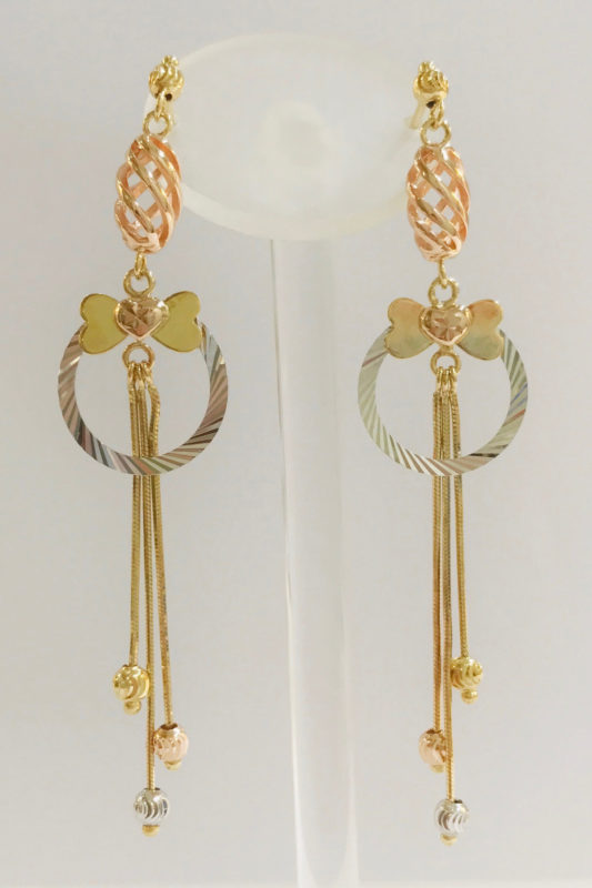 ANASTACIA EARRINGS Jayann Jewelry
