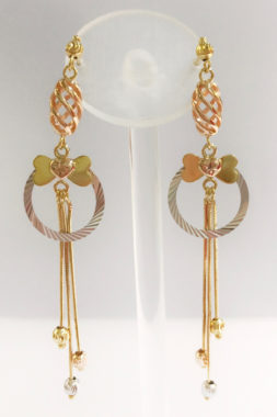 ANASTACIA EARRINGS - Jayann Jewelry