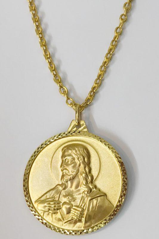 14k Religious Medal