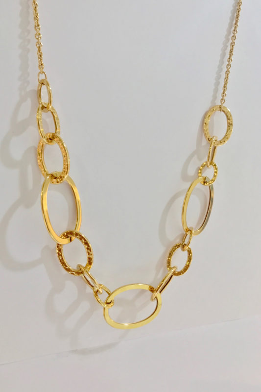 gold necklace - khyiara's necklace