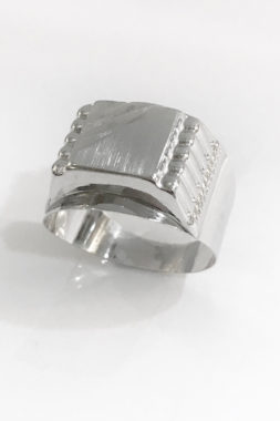 mens ring - plain ring