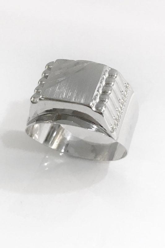 mens ring - plain ring