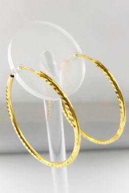 8K YELLOW GOLD EARRINGS