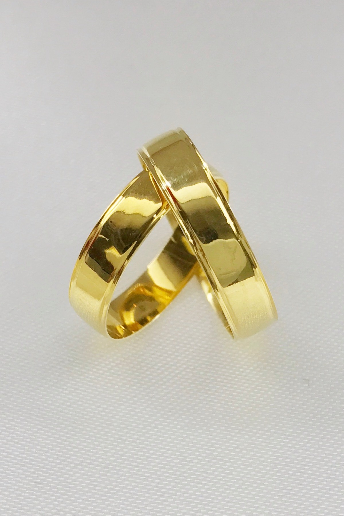 ladies gold wedding ring yellow shop size cut rings princess diamond sku